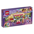 LEGO (Лего) LEGO (Лего) Конструктор LEGO FRIENDS Парк развлечений: фургон с хот-догами 41129-L-no