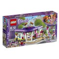 LEGO (Лего) LEGO (Лего) Конструктор LEGO FRIENDS Арт-кафе Эммы 41336-L