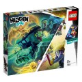 LEGO (Лего) LEGO (Лего) Конструктор LEGO Hidden Side Призрачный экспресс 70424-L